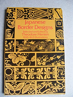 Japanese Border Designs. 463 Illustrations