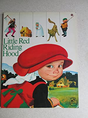 Little Red Riding Hood: Retold By: Manuela Lazzara Pittoni + Ester Piazza. J & W Grimm
