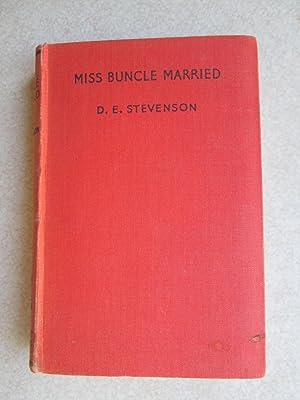 Miss Buncle Married: D.E. Stevenson