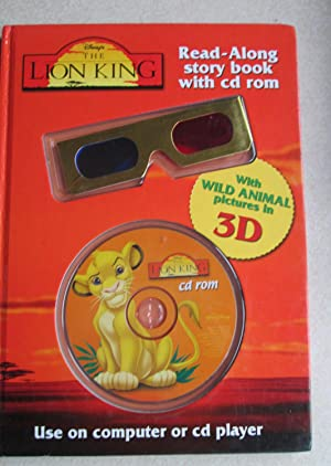 Disney's The Lion King 3D Book : Read-along 3D Storybook with CD-ROM