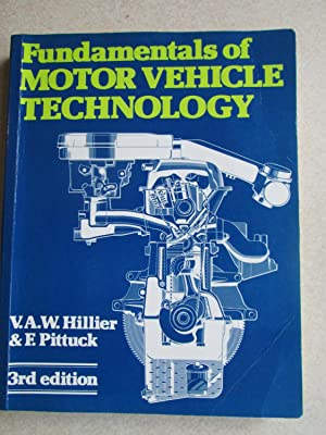 Fundamentals of Motor Vehicle Technology. 3rd Edition