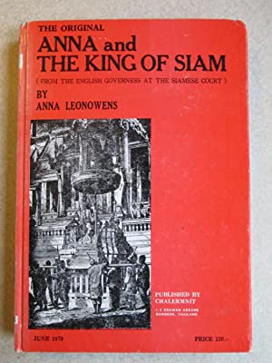 an introduction to the story of anna leonowens Anna leonowens's story has been told twice before: in her own memoirs and by landon, a midwestern matron who stumbled across them while serving as.