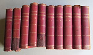 Chambers's Encyclopaedia Vol 1 - X (10) Complete Set