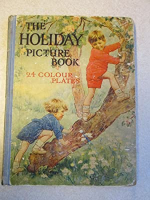 The Holiday Picture Book: H.G.C Marsh Lambert + Uncredited