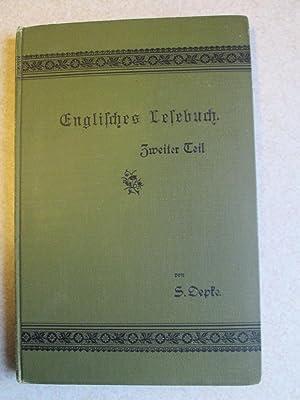 Englisches Lesebuch: S. Oepke