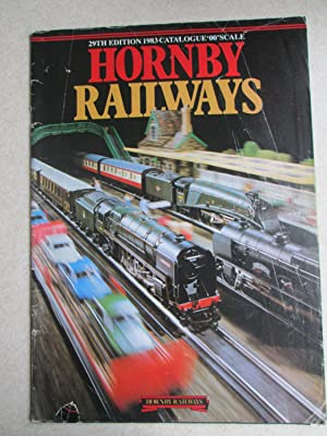 29th Edition 1983 Catalogue '00' Scale Hornby Railways