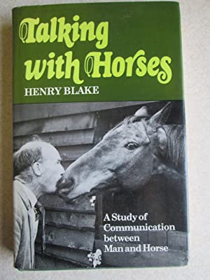 Talking with Horses. (A Study of Communication Between Man and Horse)