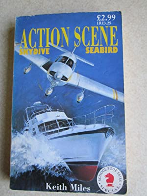 Action Scene. Skydive. Seabird: Keith Miles