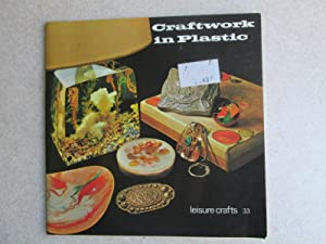 Craftwork in Plastic. Leisure Crafts 33