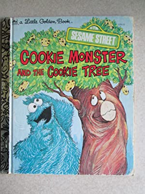 Cookie Monster and the Cookie Tree - Sesame Street (Little Golden Books)