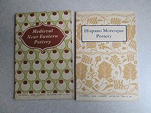 Hispano Moresque Pottery. Medieval Near Eastern Pottery: Victoria & Albert