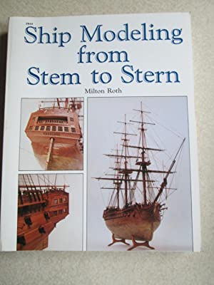 Ship Modeling from Stem to Stern (Includes Plan)