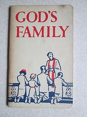 God's Family. (A Prayer Book + Guide: Denis E. Taylor