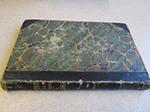 The Family Economist. Vol IV 1851 (Bound Penny Monthly Magazine: Various