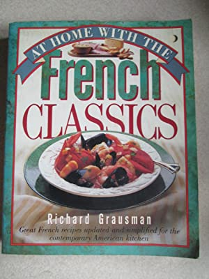 At Home With The French Classics (Signed By Author)