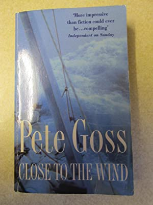 Close To The Wind (Signed By Author)