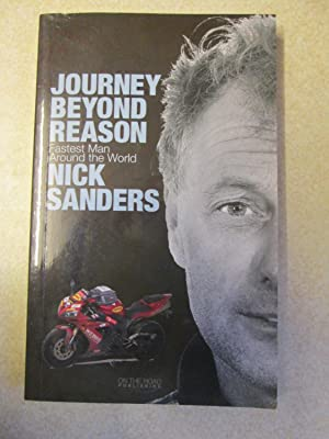 Journey Beyond Reason: Fastest Man Around the World (Signed By Author)