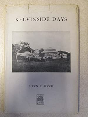 Kelvinside Days (Signed By Author)