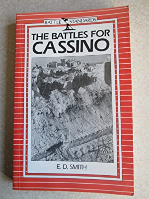 The Battles for Cassino (Battle Standards) (Signed By Author)