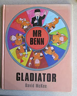 Mr Benn ? Gladiator (Signed By Author)