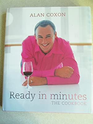Ready in minutes: The Cookbook (Signed By Author)