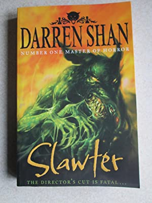 Slawter. Book Three The Demonata (Signed By Author)