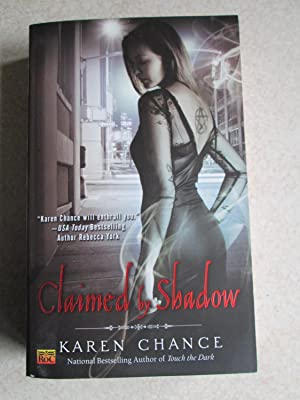 Claimed By Shadow (Signed By Author)
