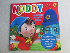 Noddy Magnetic activity Book