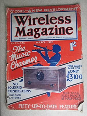 Wireless Magazine. Vol 7. No.38. March 1928