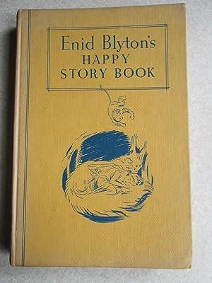 Enid Blyton's Happy Story Bookl: Enid Blyton