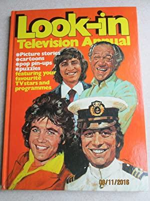 Look-in Television Annual 1974.