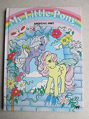 My Little Pony Annual 1987
