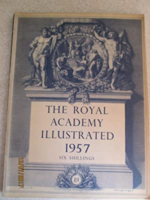 The Royal Academy Illustrated 1957