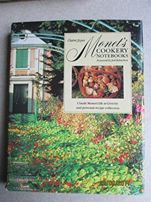 Monet's Cookery Notebooks (Signed By Author)