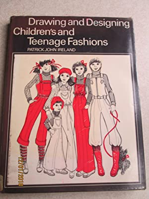 Drawing and Designing Children's and Teenage Fashions