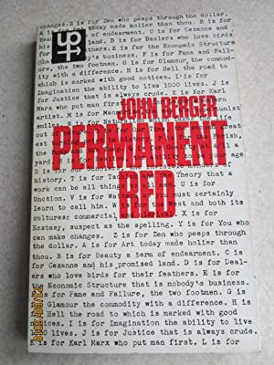 Permanent Red : Essays in Seeing (University Paperbacks)
