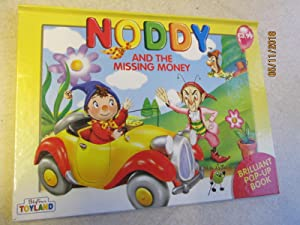 Noddy and the Missing Money [Pop-up Book]