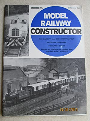 Model Railway Constructor Vol. 39 No. 462.October 1972