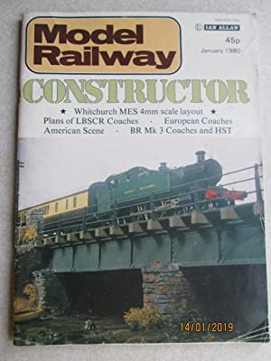 Model Railway Constructor Vol. 46 No. 549. January 1980