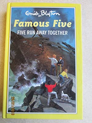 Five Run Away Together - Famous Five #3