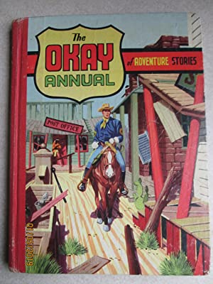 The Okay Annual of Adventure Stories