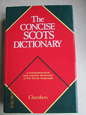 The Concise Scots Dictionary (Chambers)