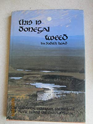 This is Donegal Tweed (Signed By Author)