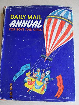 Daily Mail Annual for Boys and Girls (1954)
