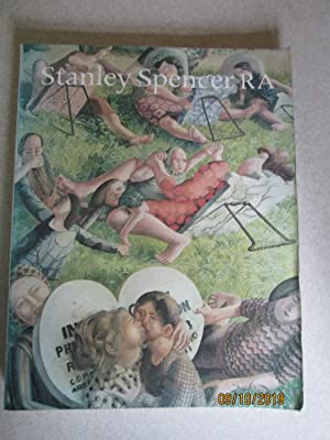 Stanley Spencer RA + Cookham Exhibition Catalogue 1958