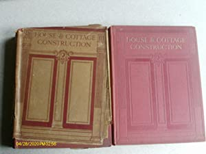 House & Cottage Construction in 4 Volumes