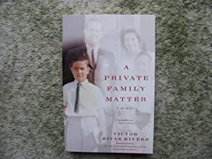A Private Family Matter : A Memoir. Signed