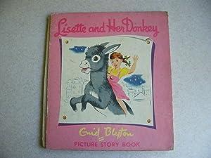Lisette & Her Donkey E Blyton 1958 HB: Enid Blyton