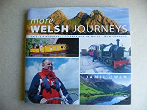 More Welsh Journeys Jamie Owen Signed: Jamie Owen