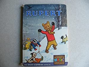 Rupert Daily Express Annual 1967: Unknown